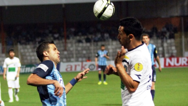 Adana'da 10 Goll Ma