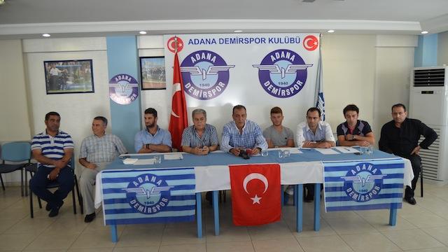 Adana Demir'den 3 transfer birden
