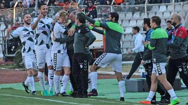 Konya'dan tek gol üç puan