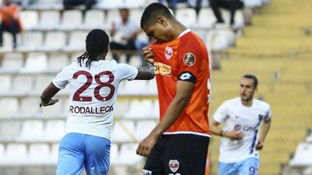 Trabzon kan kaybetti, Adana veda etti!