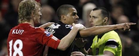 Liverpool Taraftarına Gözaltı