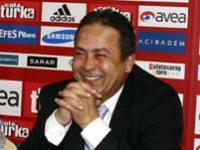 Galatasaray Futbol A.Ş. Genel Müdürü Sezgin..