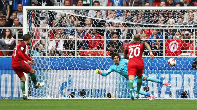 Portekiz'i Pepe ve Q7 sırtladı
