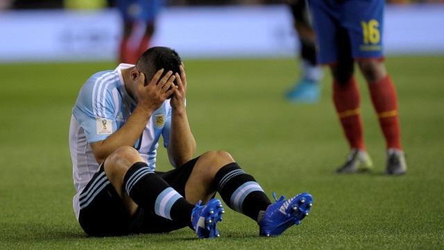 Aguero açıkladı: 1 ay yokum!