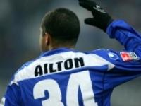 Ailton Çin'e Transfer Oldu