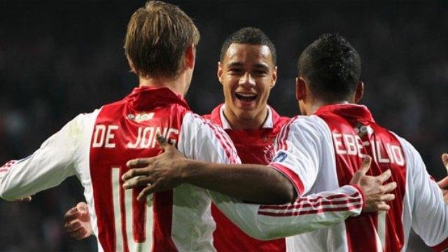 Ajax bir adım önde