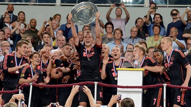Hollanda'nın en büyüğü yine Ajax!
