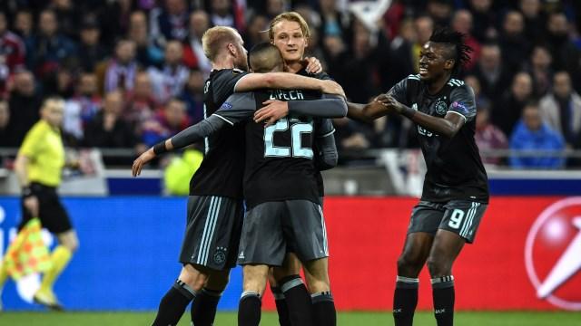 Ajax her şeye rağmen finalde