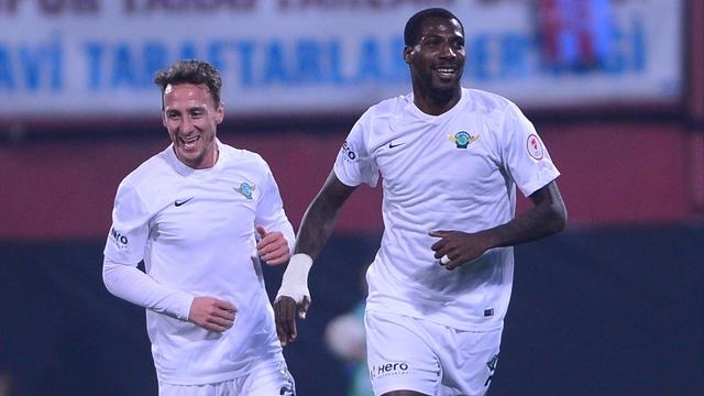 Trabzon veda etti!