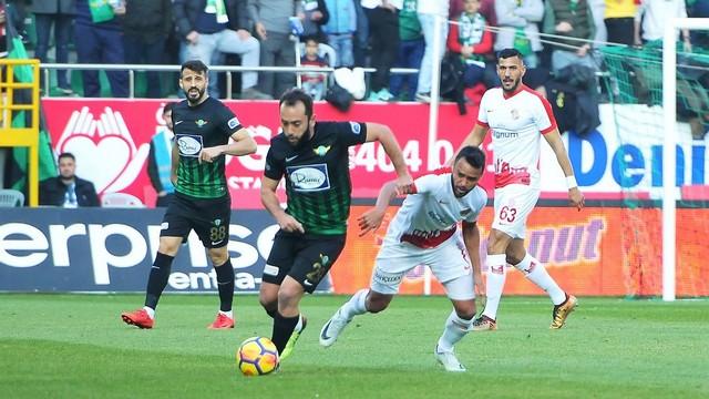 Akhisarspor 12 maçtır kazanamıyor