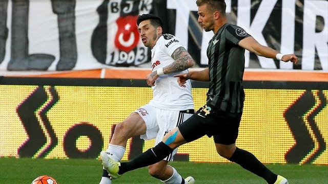 Beşiktaş düellodan puanı kurtardı!