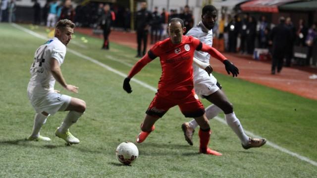 İlk raunt Galatasaray'ın!
