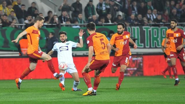 Galatasaray'dan 'Gümüş' gol!