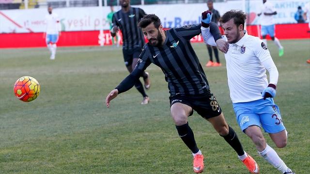Trabzonspor Akhisar virajını dönemedi