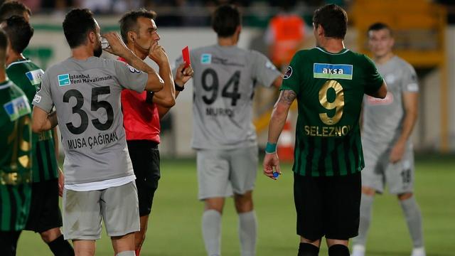 Akhisarspor-Rizespor maçı tarihe geçti!