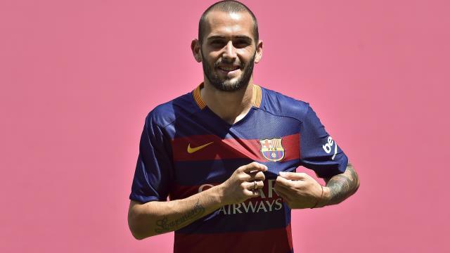 Yasaklı Barcelona'dan flaş transfer