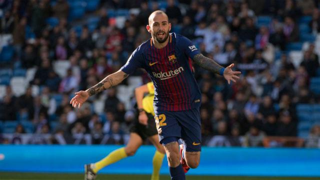 Aleix Vidal yeniden Sevilla'da