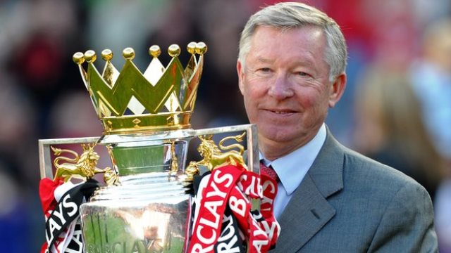 Ferguson, United hakkında konuştu