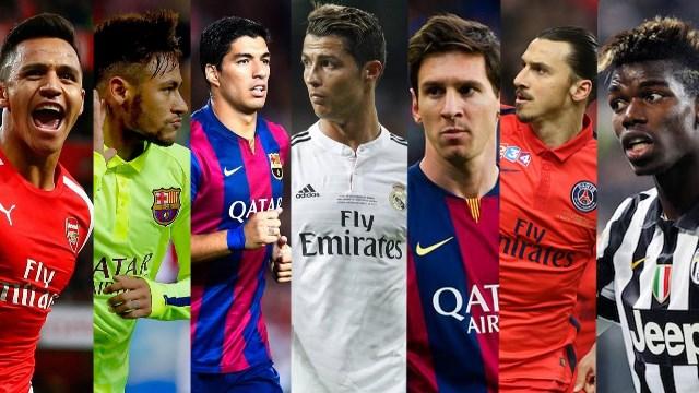 İşte dünyanın en pahalı 5 transferi!