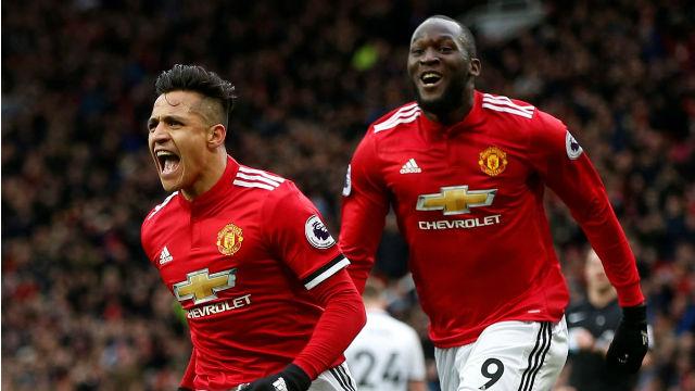 Manchester United yıldızlarıyla güldü