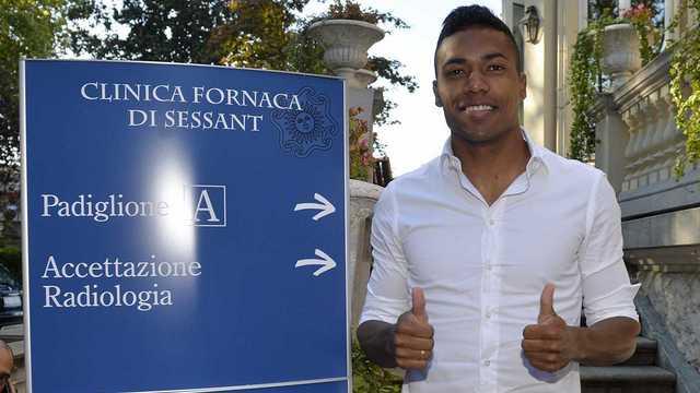 Juventus'a Sambacı geldi