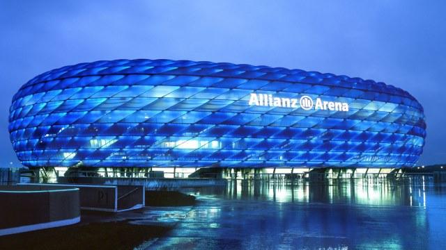 Bayern'de para var huzur var!