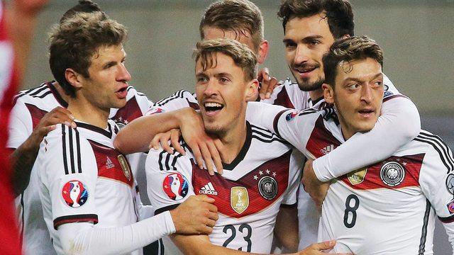Almanya turnuvayı açıyor
