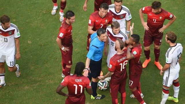 Portekiz'den Raul Meireles savunması!