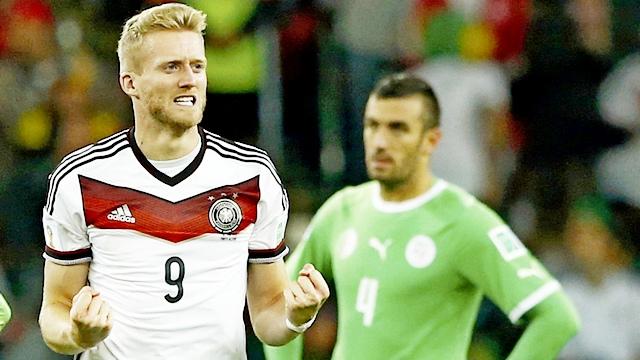 Almanya uzatmalarda turladı!
