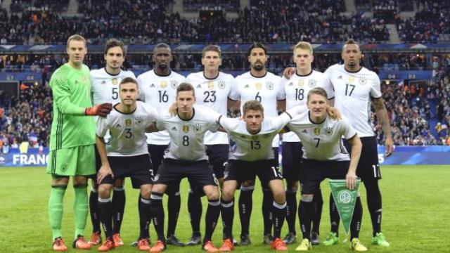 EURO 2016'da C Grubu: Almanya