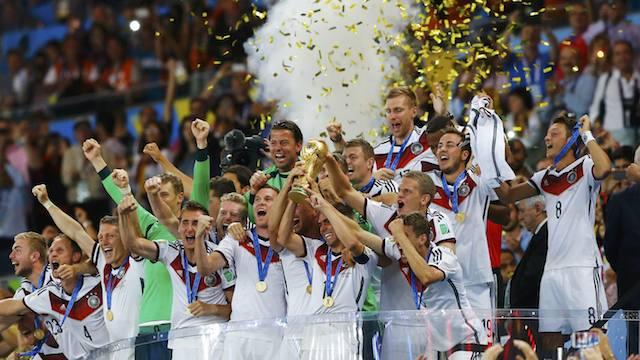 Almanya zirvede, Türkiye 32. sırada