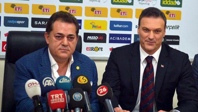 Eskişehirspor Alpay Özalan ile anlaştı