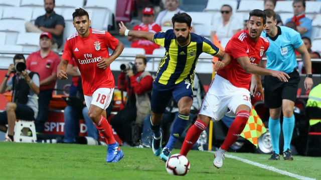 Fenerbahçe ilk raundu tek golle kaybetti