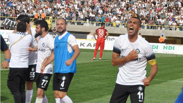 Altay ve Hatayspor 1. Lig'de!