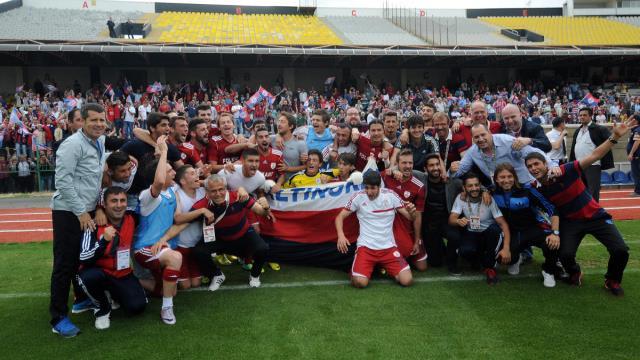 İzmir futbolu yükselişte