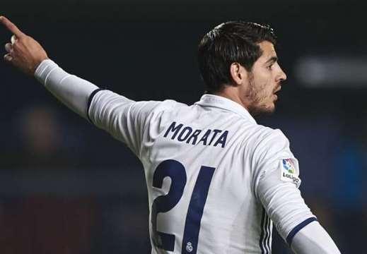 Morata'nın adresi belli oldu