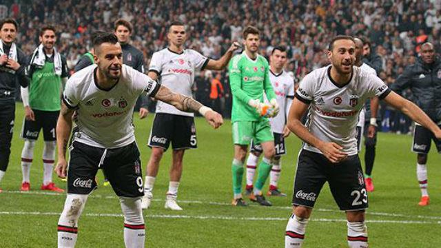 Beşiktaş, Osmanlıspor'u konuk ediyor