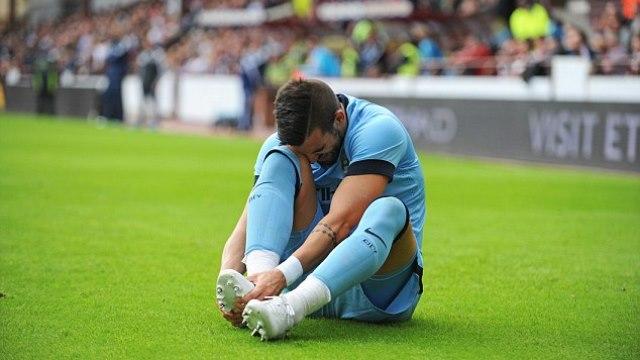 City'nin golcüsü İspanya'ya döndü