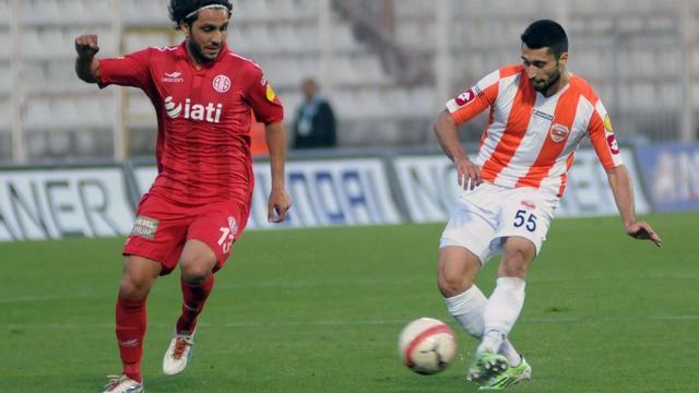 Antalyaspor Adana'da 4'ledi