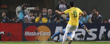 Andre Santos Brezilya'yı Yaktı