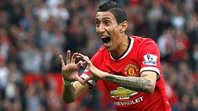 Di Maria: United'a geldim çünkü...