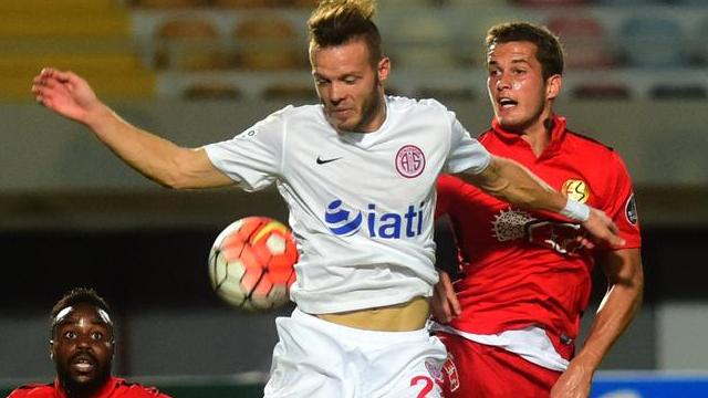 Antalyaspor Eto'o ile güzel!