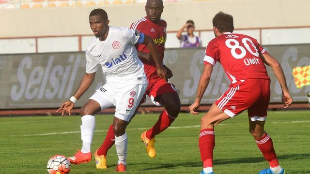 Antalyaspor bir puana razı...