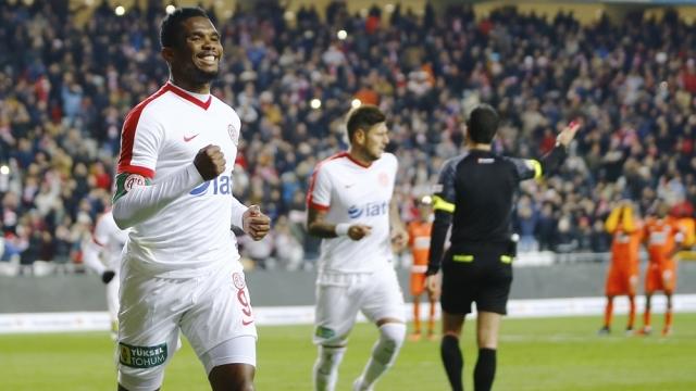 Antalyaspor, Eto'o konusunu netleştirdi