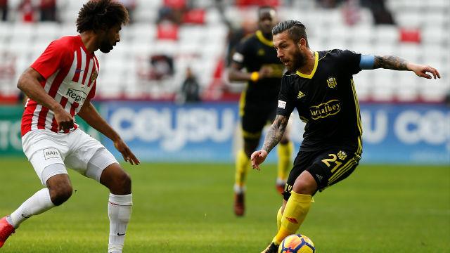 Antalyaspor, Yeni-Malatyaspor'a 'dur' dedi