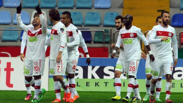 Antalyaspor Es Es'e bileniyor
