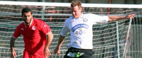 Antalyaspor S.Graz'a Boyun Eğdi