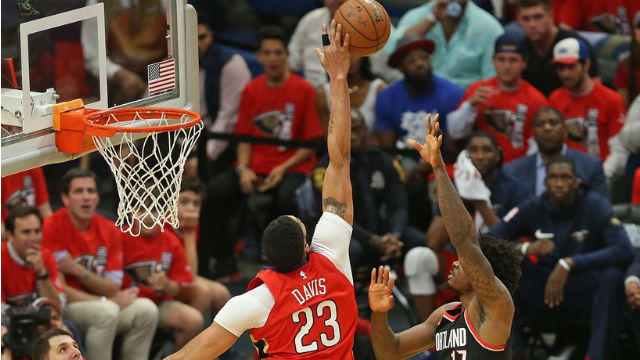 Pelicans, Trail Blazers'ı süpürdü
