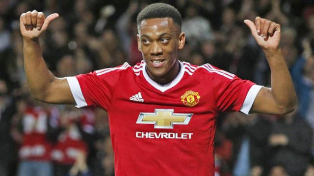Arsenal'in gözü Martial'de
