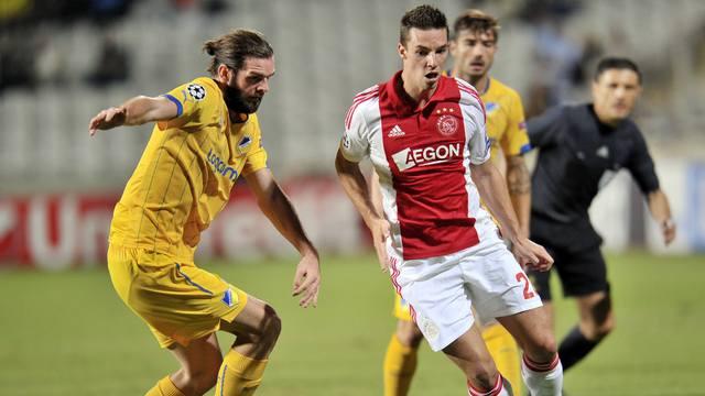Ajax deplasmanda kazanamadı